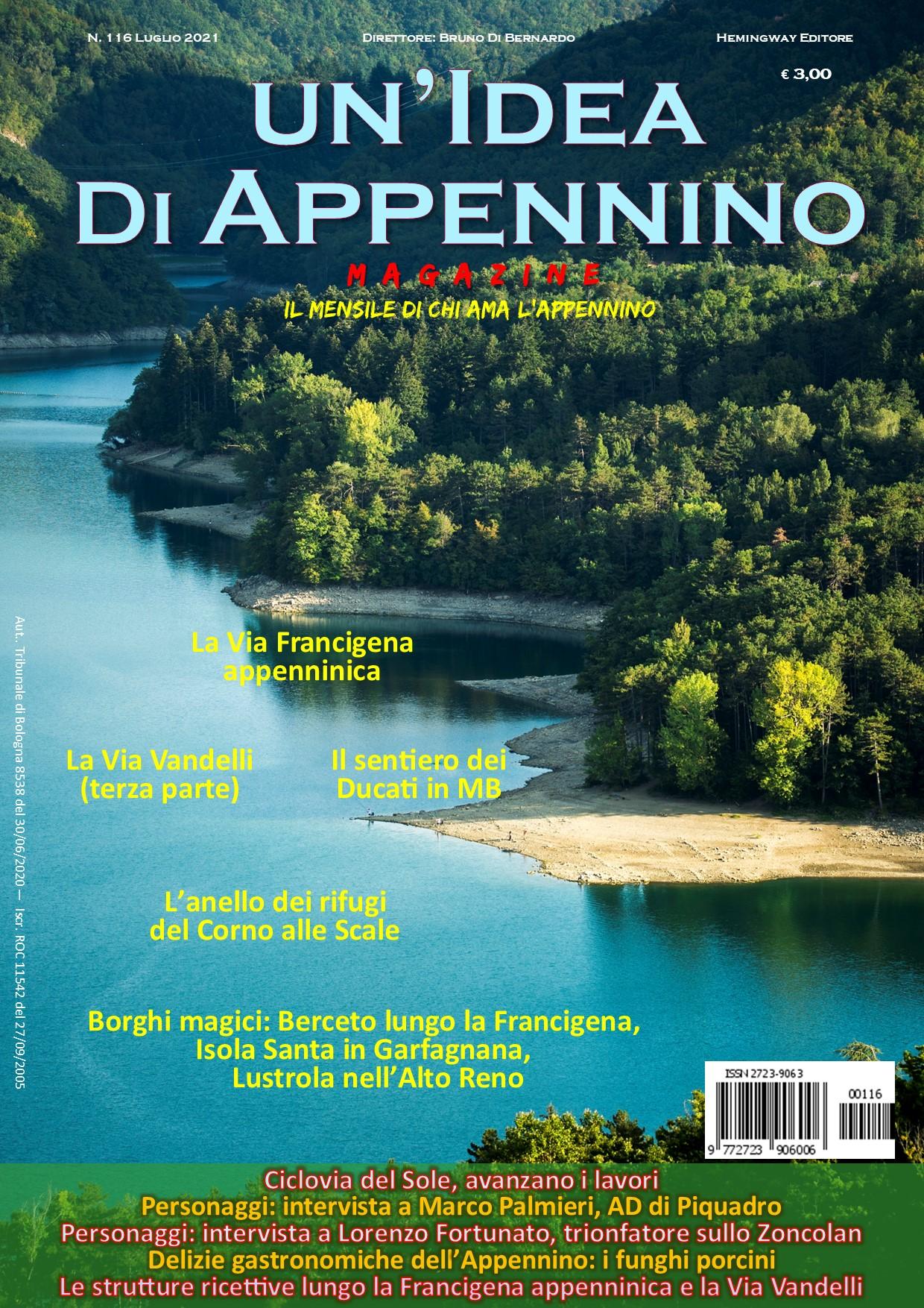 Idea116Magazine_Luglio21_PrimaPagina